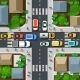 Top View of Urban Road - GraphicRiver Item for Sale