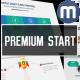 Premium Start - Corporate Presentation - VideoHive Item for Sale