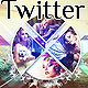 5 Abstract New Twitter Header Profile Backround - GraphicRiver Item for Sale