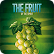 The Fruit of The Spirit | Poster  - GraphicRiver Item for Sale