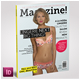 Magazine! 24 Pages InDesign Template - GraphicRiver Item for Sale