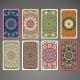 Business Card. Vintage Decorative Elements. - GraphicRiver Item for Sale