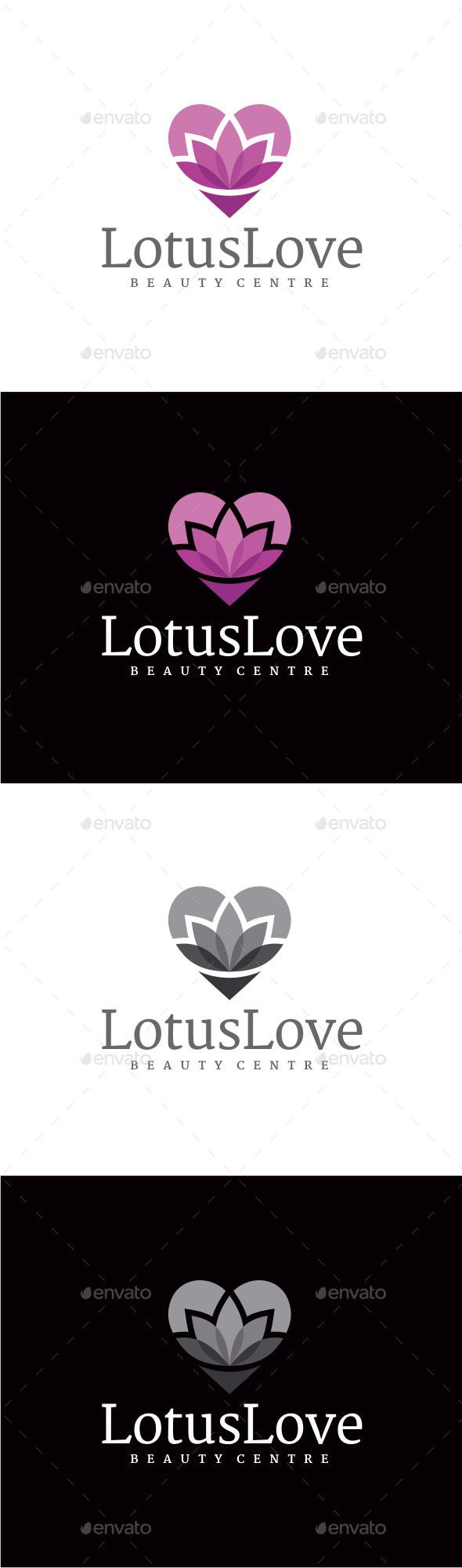 Lotus Love Logo