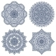 Mandala in Ethnic Style - GraphicRiver Item for Sale