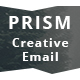 Prism - Creative Email - ThemeForest Item for Sale
