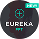 Eureka - Minimal PowerPoint Template - GraphicRiver Item for Sale