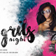 Girls Night Party Flyer Template - GraphicRiver Item for Sale