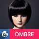 OMBRE - Model Agency Fashion WordPress Theme - ThemeForest Item for Sale