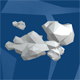 Low Poly Clouds Pack(Discount) - 3DOcean Item for Sale