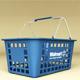 Shopping Basket - 3DOcean Item for Sale