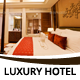 Luxury Hotel - HTML5 Ad Banners