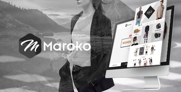 Maroko - Responsive Shopify Theme