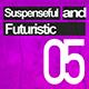 Suspenseful and Futuristic 05 - AudioJungle Item for Sale