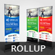 Business Roll Up Banner V25 - GraphicRiver Item for Sale