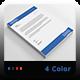 Creative Letterhead - GraphicRiver Item for Sale
