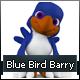 Blue Bird Barry