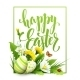 Easter Greeting - GraphicRiver Item for Sale