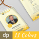 Content Marketing Office ID Card | Volume 2 - GraphicRiver Item for Sale