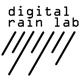 Glitchy Uplifting Corporate Logo