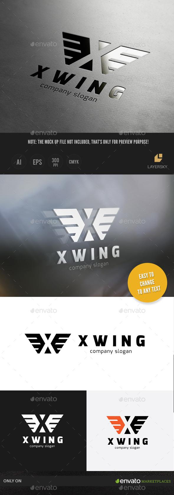 X Wing Logo