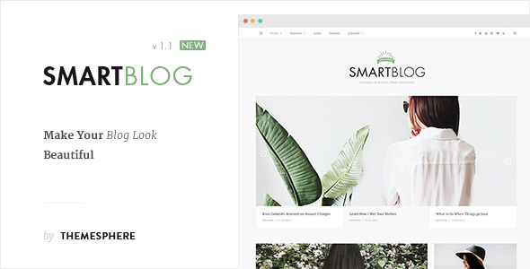 Smart Blog WordPress