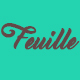 Feuille - Creative & Unique Portfolio Template HTML5 - ThemeForest Item for Sale