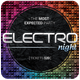 Electro Night Music Flyer - GraphicRiver Item for Sale