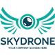 Sky Drone Logo Template - GraphicRiver Item for Sale