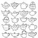 Teapot Set - GraphicRiver Item for Sale