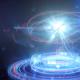 Futuristic Energy Circles Logo - VideoHive Item for Sale