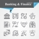 Banking and Finance Icon - GraphicRiver Item for Sale