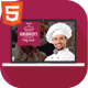King Baker's - HTML Landing Page Template