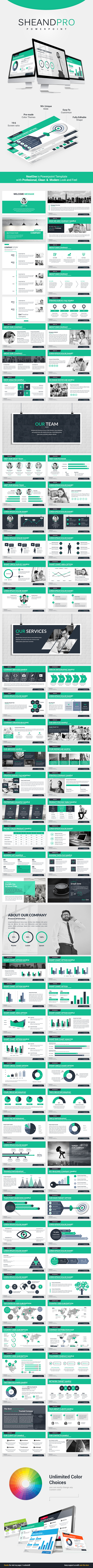 Sheandpro Powerpoint Template