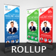 Business Roll Up Banner V29 - GraphicRiver Item for Sale