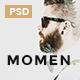 MOMEN - Stunning Ecommerce PSD Templates - ThemeForest Item for Sale