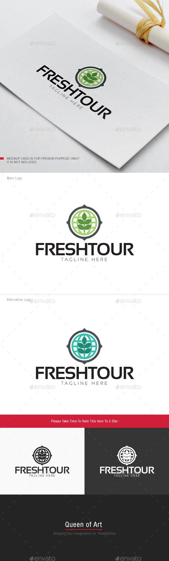 Fresh Tour Logo