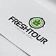Fresh Tour Logo - GraphicRiver Item for Sale