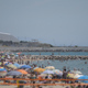 Overcrowded Spanish Summer Beach - VideoHive Item for Sale