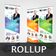 Business Roll Up Banner V30 - GraphicRiver Item for Sale