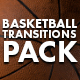 Basketball Transitions Pack - VideoHive Item for Sale