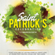 St.Patrick's Day Celebration Party Flyer Template - GraphicRiver Item for Sale