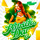 St Patricks Day Party Flyer Template - GraphicRiver Item for Sale