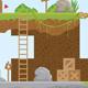 2D Game Platformer Tilesets - GraphicRiver Item for Sale