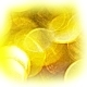 Gold Bokeh Transitions - VideoHive Item for Sale