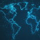 World Map Particles - VideoHive Item for Sale