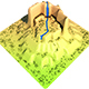 Low Poly Mountain - 3DOcean Item for Sale