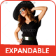 Expandable - HTML5 Ad Banners