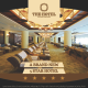 Hotel Flyer Template - GraphicRiver Item for Sale