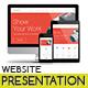 Minimal Website Presentation - VideoHive Item for Sale