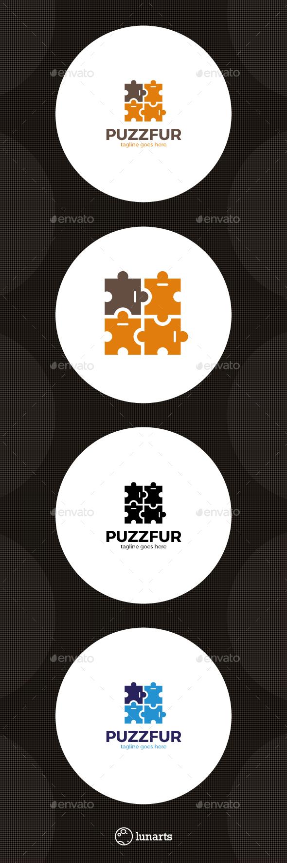 Puzzle Furniture Logo